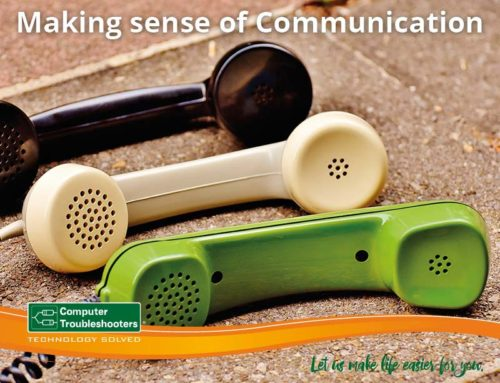 Making sense of Communication Solutions for Small business